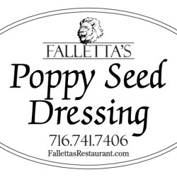 Poppy Seed Dressing Front